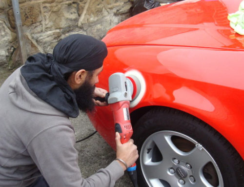 Auto Polishing and Polishing of Your Car