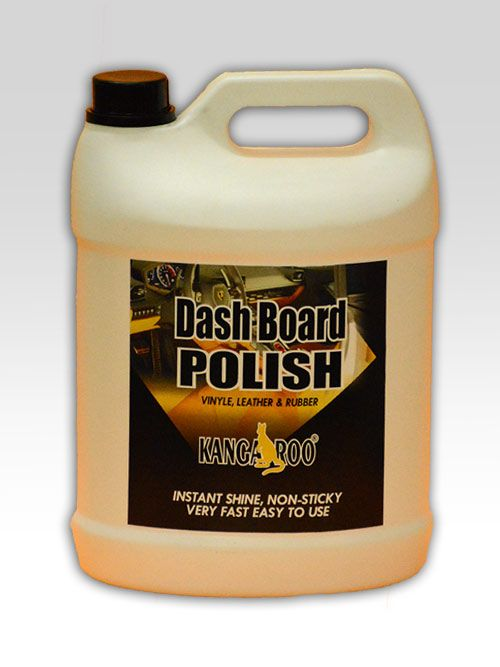 kangaroo dash board polish 5 litre