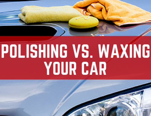 An Overview of Difference Between Polishing And Waxing A Car