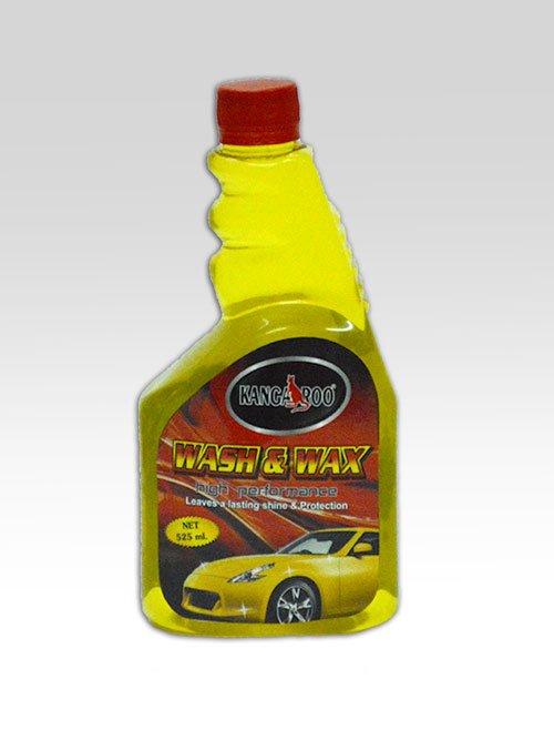 kangaroo wash-wax-525ml
