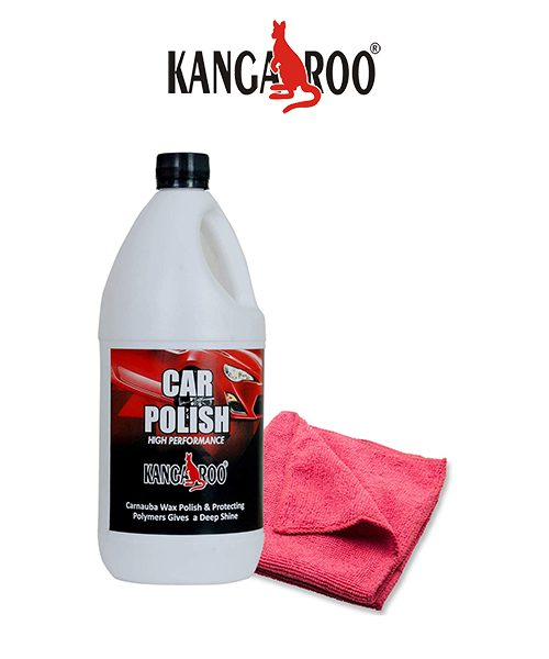kangaroo car polish 1 litre