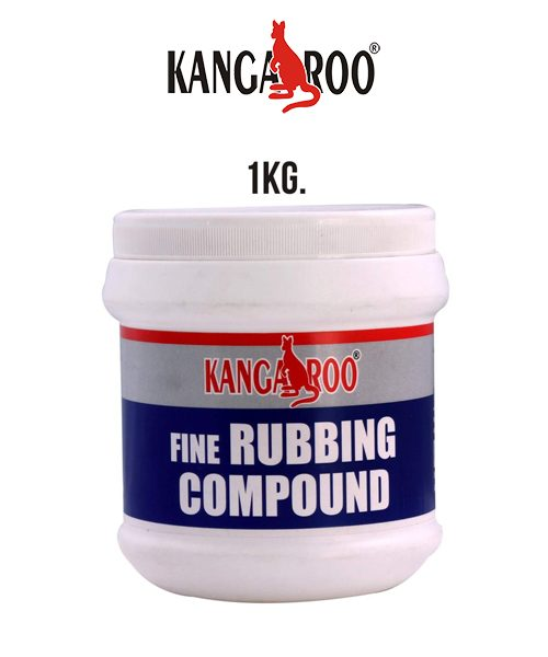 kangaroo fine rubbing compound 1 kg