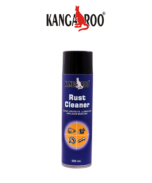 kangaroo rust cleaner spray 500 ml