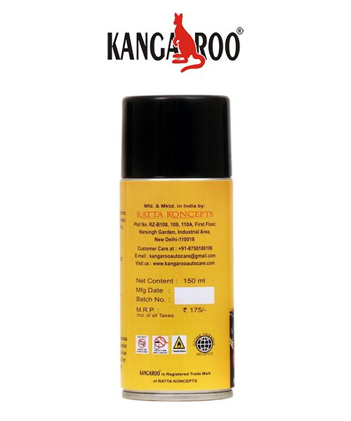 kangaroo chain lubricant spray 150 ml