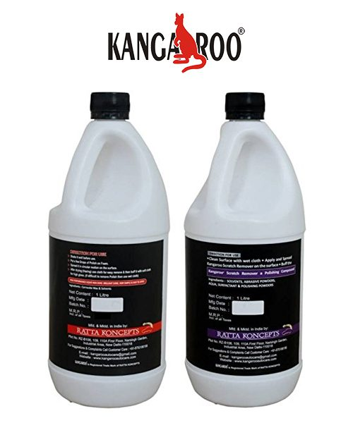 kangaroo car polish-scratch remover