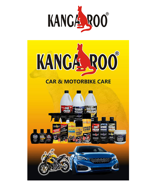 kangaroo car-motorbike care