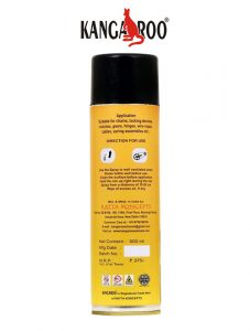 kangaroo chain lube 500 ml