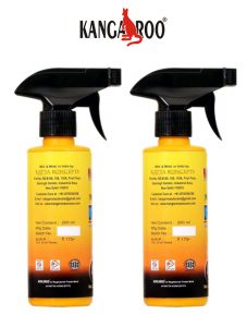 kangaroo motor bike polish 200ml