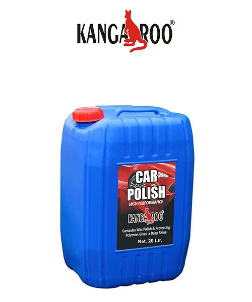 kangaroo car polish 20 litre