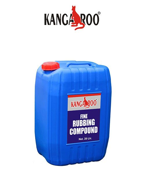 kangaroo fine rubbing compound 20 litre