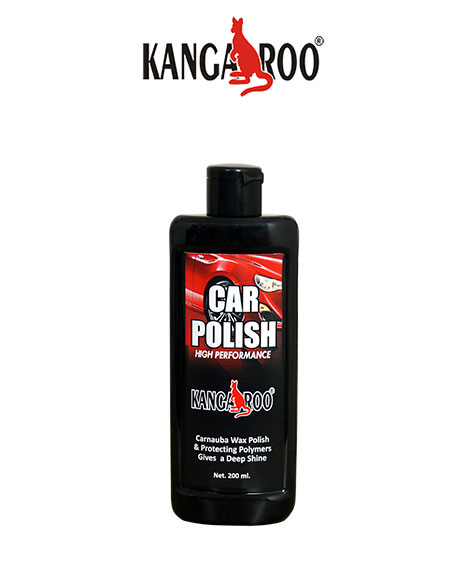 kangaroo car wax polish 200ml