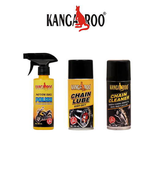 best chain lubricant for motorcycle in India