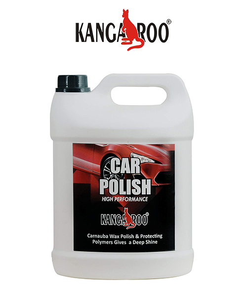 car polish manufacturers in India