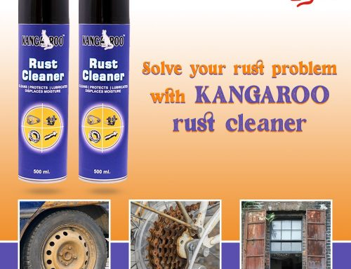 How Does Rust Remover Spray Work And Why Is It Recommended?