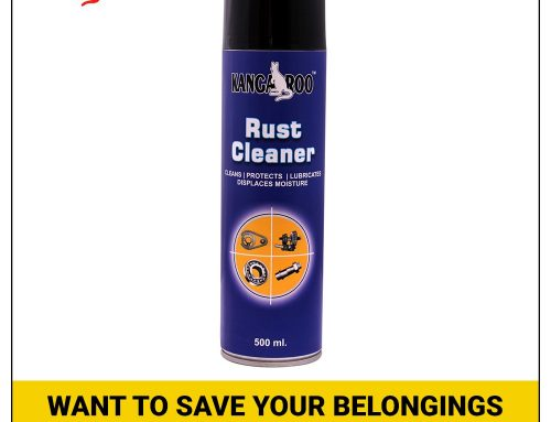 Want To Save Your Belongings From Rust? Use Rust Remover
